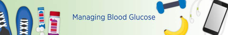 Managing Blood Glucose banner